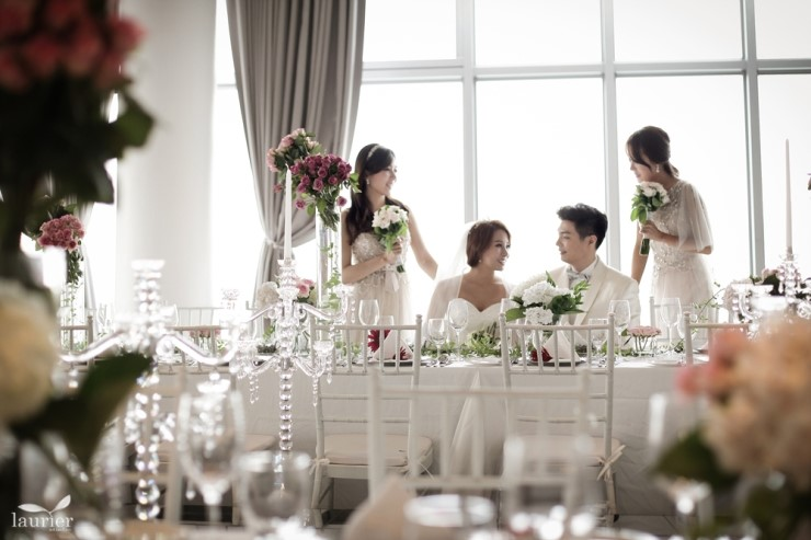 Rive Gauche Wedding