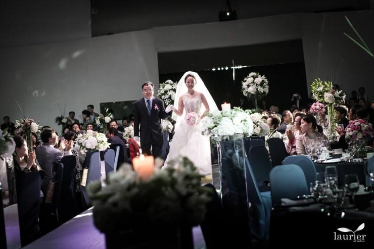 서초구웨딩홀-선상웨딩_9월 20일 김민수&장유진 커플의 세빛섬 웨딩